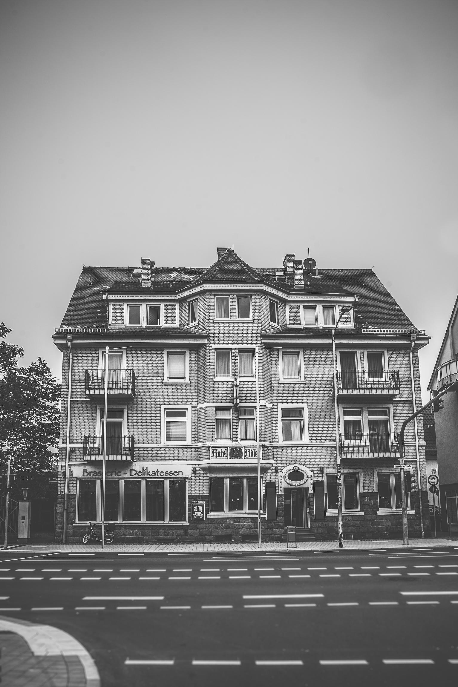 Adler Rüsselsheim